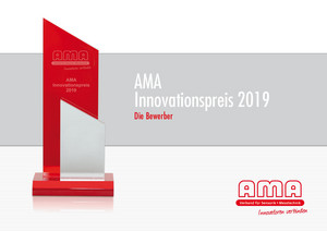 nominated for the AMA Innovation Award 2019
